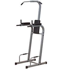 Powerline PVKC83X Vertical Knee Raise Chin Dip Home Gym Exercise Equipment