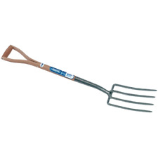 Draper Stainless Steel Border Fork /& Spade With Soft Grip Handle 83757 /& 83758
