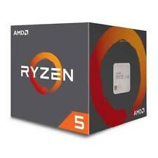 AMD 2nd Gen Ryzen 5 2600 Six-Core 3.4GHz Socket AM4 CPU 65W w/Fan YD2600BBAFBOX