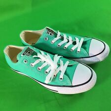 Converse All Star Chuck Taylor All Star Mens Size 7 South Beach Green Low OX NEW