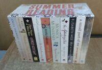 Summer Reading ~ 10 Book Set With Slipcase ~ Various, Pan,  RRP £70.90