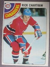 1978-79 Topps #238 Rick Chartraw Montreal Canadiens