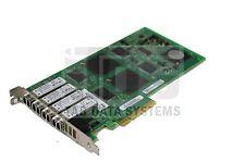Netapp X2054A-R6 Quad Port Hba 1/2/4 Gbit Pcie w/Spf 111-00285 1 Yr Warranty