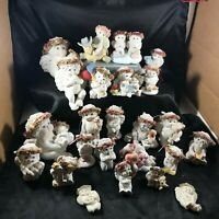 Lot of 23 Dreamsicles Cherub Figurines by Kristin