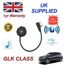 For Mercedes GLK Class Bluetooth Streaming USB Charge& stick Cable MB-MMI-BT001