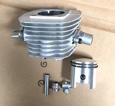 80cc 66cc motor bike parts -  SHORT intake cylinder, piston rings needle bearing