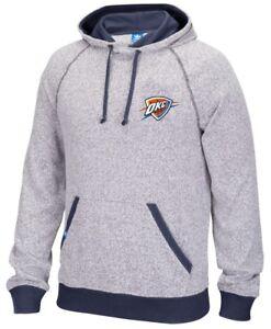 """Oklahoma City Thunder Adidas NBA """"Originals"""" Men's Pullover Hooded Sweatshirt"""