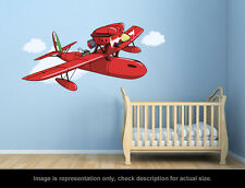 Ghibli - Porco Rosso (A) Wall Art Applique Stickers