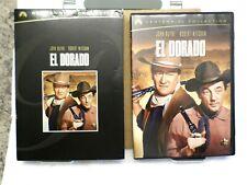 El Dorado (DVD, 2009, 2-Disc Set, Paramount Centennial Collection) - JOHN WAYNE
