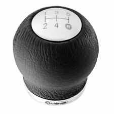 Richbrook Speed Top Gear Knob - Black - Leather-Standard Reverse/Lift Up Reverse