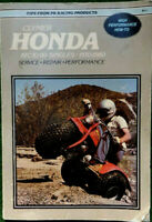 HONDA ATC70-110 CLYMER REPAIR MANUAL 1970-1980