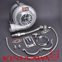 """Kinugawa Billet Turbo 4"""" Anti Surge TE06H-Garrett T04R / T3 V-Band 12cm External"""