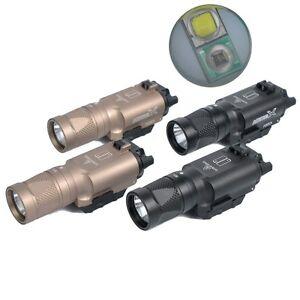 New Style SF X300V-IR Flashlight Tactical LED Optics White light IR Output