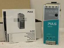 PULS SLR01 Single Redundancy Module **NEW IN BOX**