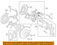 NISSAN OEM 03-09 350Z Brake-Rear-Spring 440838J010