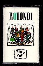ROTONDI / PLAY ON - Sealed Cassette (1988)