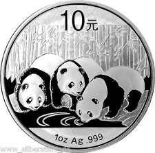 1 OZ Silber China Panda 2013 Silver 10 Yuan