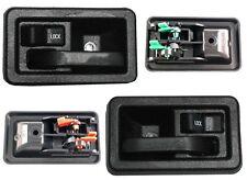 1982-2006 Jeep Wrangler Passenger & Driver Side Inside Door Handles PAIR