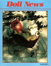UFDC Doll News Winter 1992 - French Bisque Doll, Creating a Souvenir Doll