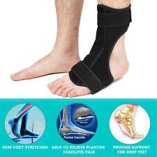 Plantar Fasciitis Night Splint Foot Drop Night Brace for Heel Pain Relief Adjust