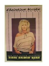 Christine McVie Poster Fleetwood Mac Old