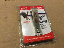 Eagle Claw Jig Eye Cleaner & Fishing Line Clipper LC1