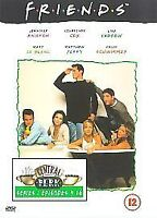 Friends - Series 1 - Episodes 9-16 [DVD][1995], Acceptable, DVD,  no plastic box