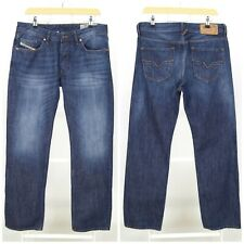 Mens Diesel 0823G Larkee Jeans Regular Straight Blue Size W32 / L32