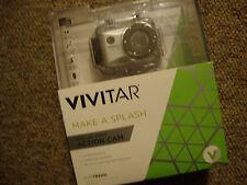 Vivitar HD Waterproof Action Cam 12MP 1080 w/Wireless Remote & 16GB microChip