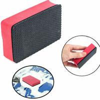 Car Magic Clay Bar Pad Sponge Block Cleaning Eraser Wax Polish Pad Tool Useful
