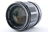 """""""EXC+++"""" MINOLTA MC Tele Rokkor-PF 100mm f2.5 MF Prime Lens MD Mount 761863"""