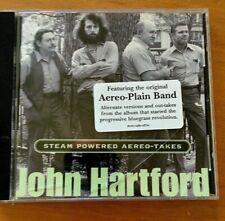 John Hartford - Steam Powered Aero-Takes (CD, Rounder 2002) N. Blake,V. Clements