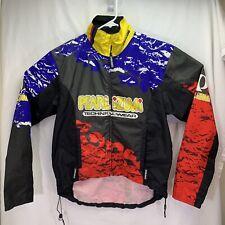 Vintage Pearl iZumi 90's Thermal Cycling Jacket Men's Medium