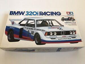 BMW 320i RACING No.2 KIT PLASTICO 1:24 TAMIYA Edición coelccionista