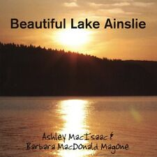 Ashley MacIsaac, Bar - Beautiful Lake Ainsliea [New CD]