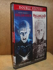 Hellraiser/Hellbound: Hellraiser II (DVD, 2012) Claire Higgins Ashley Lawrence