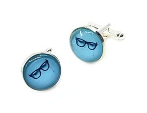 Glasses Cufflinks