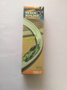 Hot Wheels Track Builder System Turn It! #F Boxed High Speed Turn