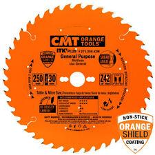 Lame CMT ITK Plus a spessore sottile per taglio lungo e traverso vena Cod.: 271