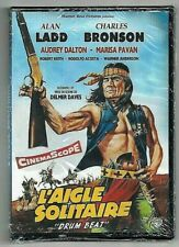 DVD - L'AIGLE SOLITAIRE (ALAN LADD / CHARLES BRONSON) WESTERN INTROUVABLE !!!