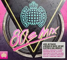 80s Mix  Ministry of Sound [CD] Sent Sameday*