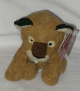 Russ Berrie Luv Pets Avonna the Lioness #21093 with Tags - Pre-Owned