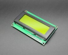 NEW UK LCD Display Green/Yellow 2004 20X4 HD44780 Arduino RPi ESP8266 5V NE0017