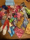 huge lot of Barbie clothing and accessories vintage to current