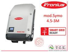 Inverter fotovoltaico FRONIUS mod. SYMO 4.5 - 3 - M - string inverter