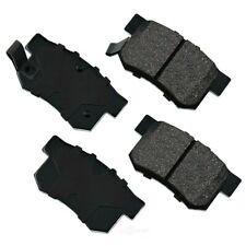 Disc Brake Pad Set-Si Rear Akebono ACT537