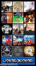 """LYNYRD SKYNYRD album discography magnet (4.25"""" x 3.5"""")"""