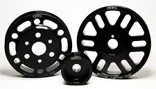 GFB Lightened Underdrive Pulley Kit for Subaru BRZ and Toyota 86
