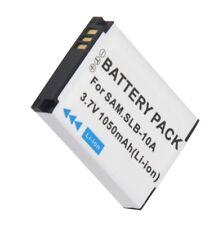 SLB-10A Battery for Samsung L100 L110 L200 L210 L310W M100 M110 M310W Camera