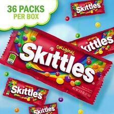 📌SKITTLES Original Candy (2.17 oz. 36 ct.) or 54 oz. Candy Jar **FREE RETURNS**